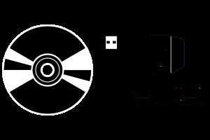 起動(CD・USBメモリ・ネットワーク配信)