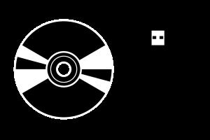 起動(CD・USBメモリ)